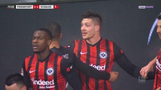 Bundesliga - Jovic, un doublé pour un retour de rêve !