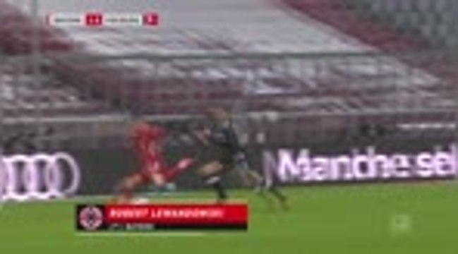 16e j. - Le Bayern a souffert