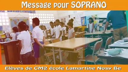 Message pour SOPRANO