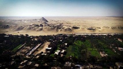 """RMC DECOUVERTE AU COEUR DES """"TRESORS"""" D'EGYPTE A SAQQARAH"""