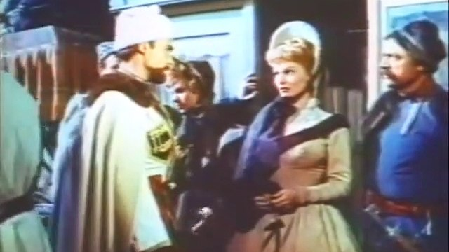The White Warrior (1961) [Action] [Adventure] [Drama] part 1/2