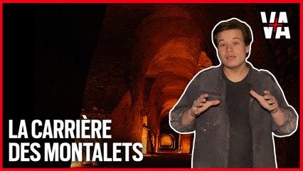 La carrière des Montalets à Meudon
