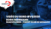Vidéo du bord - Boris HERRMANN | SEAEXPLORER - YACHT CLUB DE MONACO - 18.01