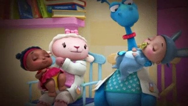 Doc McStuffins S04E34 Lambie Stuffy Switcharoo The Sleepwalking King
