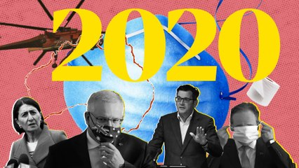 What a year: the best and worst moments of Australian politics in 2020