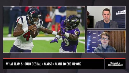 Which Team Should Deshaun Watson Want To End Up With?