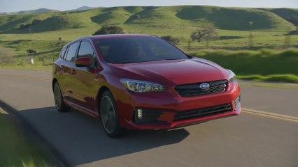 Mehr Fahrspaß und neue Farben für den Subaru Impreza