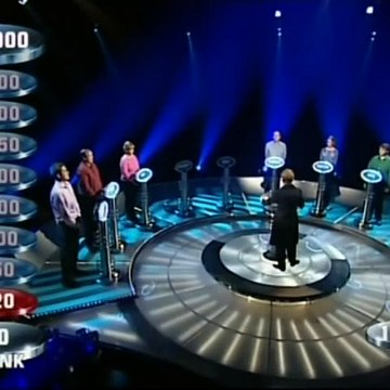 Weakest Link - 4th March 2002