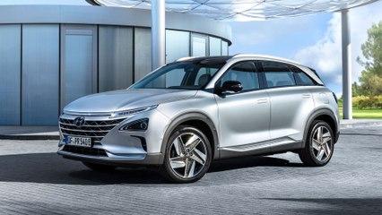 Der Hyundai Nexo setzt auf die Wasserstoff-Brennzelle - Der beste Antrieb fürs Klima?