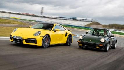 Porsche 911 992 Turbo - Das Maß der Dinge im Sportwagen-Segment
