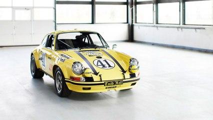 """Vom """"Schrotthaufen"""" zur echten Rarität: Die einzigartige Geschichte des Porsche 911 ST 2,5"""
