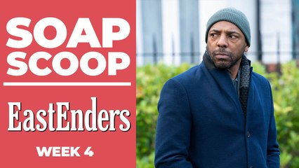 EastEnders Soap Scoop! Lucas tries to win over Denise