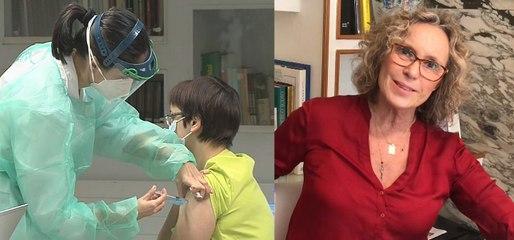 La mujer embarazada frente a la vacuna del coronavirus