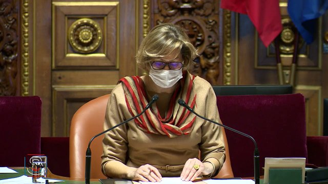 Question orale  Contournement Est de Rouen - 19 janvier 2021