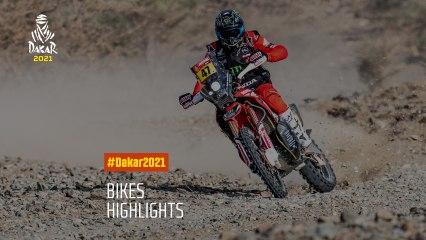 #DAKAR2021 - Bikes Highlights