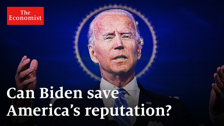 How Biden can be a global leader