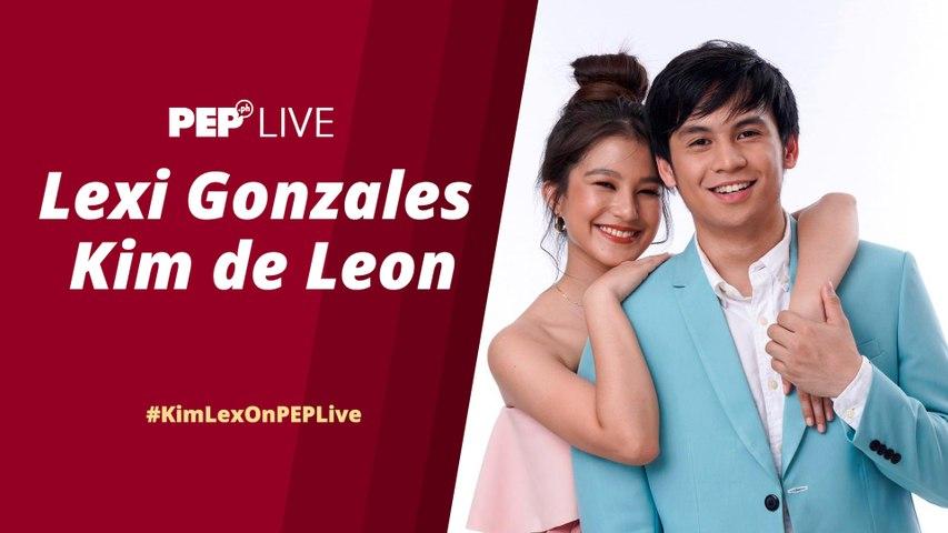 WATCH: Lexi Gonzales and Kim de Leon on PEP Live!