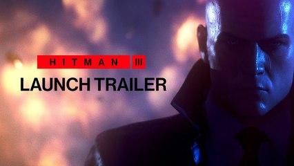 HITMAN 3 - Official Launch Trailer   4K