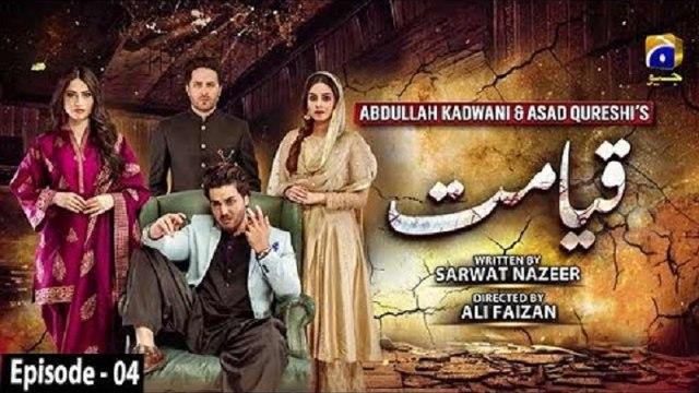 Qayamat - Episode 4