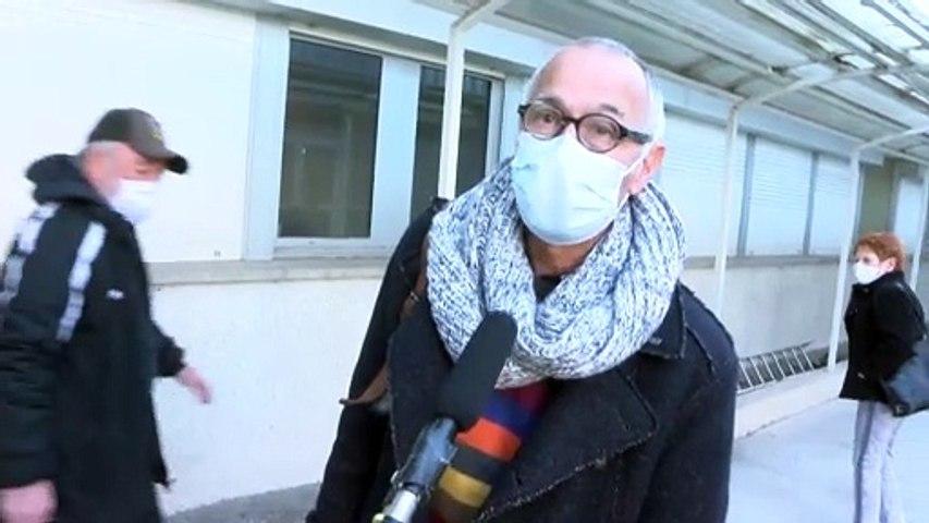 Vaccination à l'hôpital de Martigues : du calme, du sang-froid et de la patience