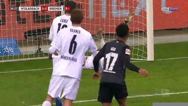 Bundesliga - Pléa et Gladbach n'ont cette fois pas craqué !