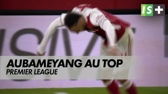 Aubameyang réveille les Gunners