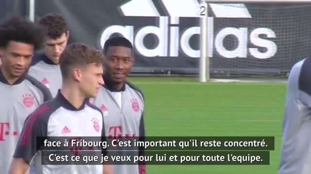 """Transferts - Flick : """"Alaba au Real ? Ces choses peuvent arriver dans le football"""""""