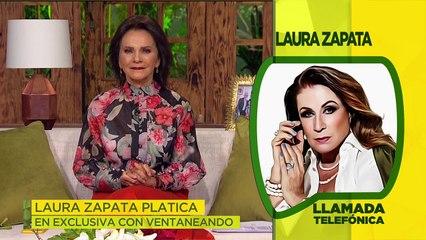¡Laura Zapata ya tomó acciones legales por el maltrato a su abuelita Eva Mange! | Ventaneando