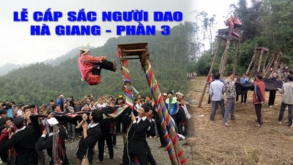 Traditional festival of Ao Dai Dao in Bac Quang district, Ha Giang province (part 3)
