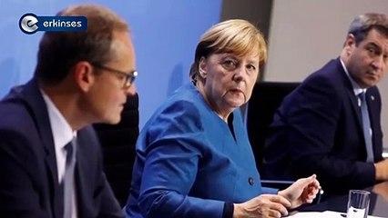 Almanya'da Covid-19 önlemleri 14 Şubat'a kadar uzatıldı