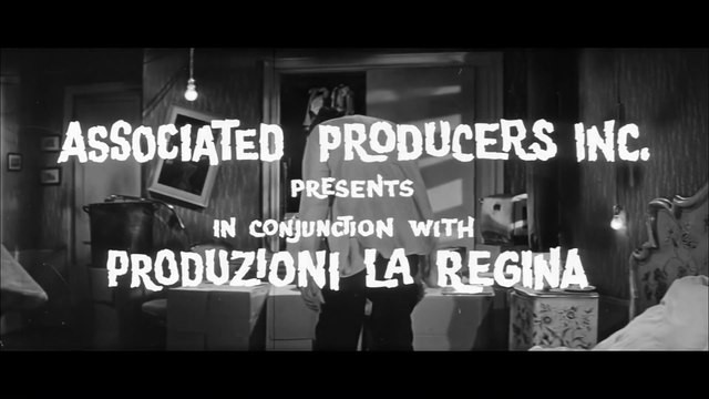 The Last Man on Earth (1964) Vincent Price - Drama, Horror, Sci-Fi Full Movie part 1/2