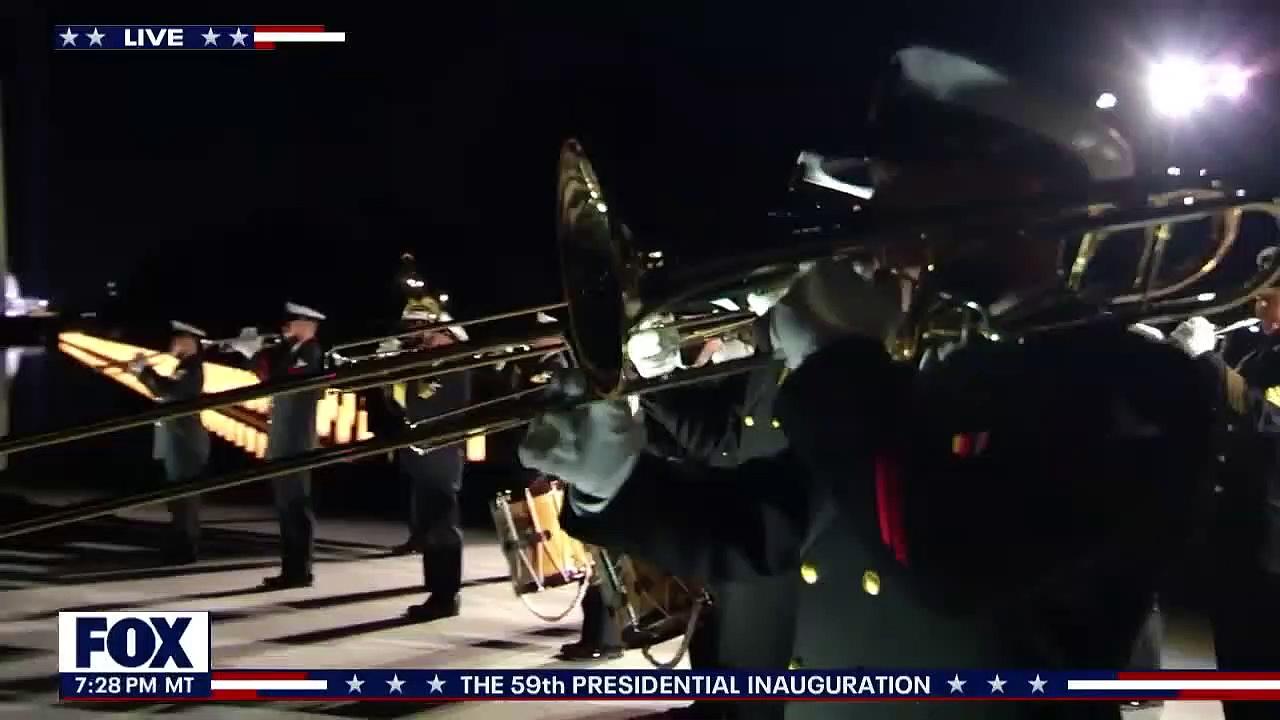 Vice President Kamala Harris Speaks During 'Celebrating America' Inaugural Special