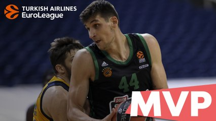 MVP of the Week: Konstantinos Mitoglou, Panathinaikos