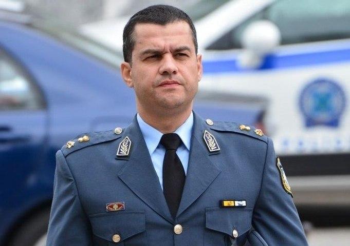 20-01-2021 Γ. ΜΠΡΑΝΗΣ Πρόεδρος Ένωσης Αξιωματικών ΕΛ.ΑΣ. Στερεάς Ελλάδας
