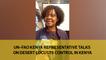 UN-FAO Kenya representative talks on desert locusts control in Kenya