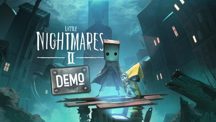 Little Nightmares II - First 10 Minutes Demo Gameplay