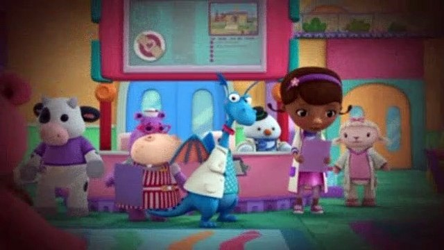 Doc McStuffins E46 Daisy Makes the Call Visiting Hours