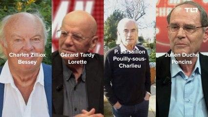 4 maires de la Loire peuvent se faire vacciner contre la Covid-19 - Reportage TL7 - TL7, Télévision loire 7