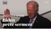 Joe Biden prête serment et devient le 46ème président américain