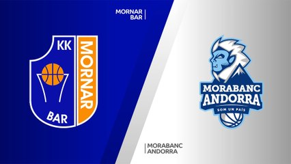 7Days EuroCup Highlights Top 16, Round 2: Mornar 71-74 Andorra