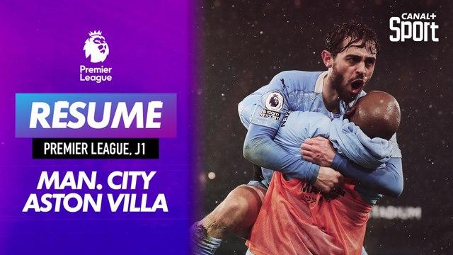 Le résumé de Manchester City / Aston Villa