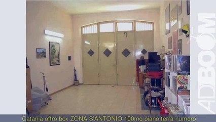 box ZONA S'ANTONIO mq100 piano terra