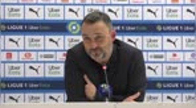"""9e j. (en retard) - Haise : """"On voit qu'il y a des difficultés à Marseille"""""""
