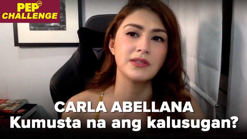 Carla Abellana, nagkuwento tungkol sa pinagdaanang medical condition   PEP Challenge