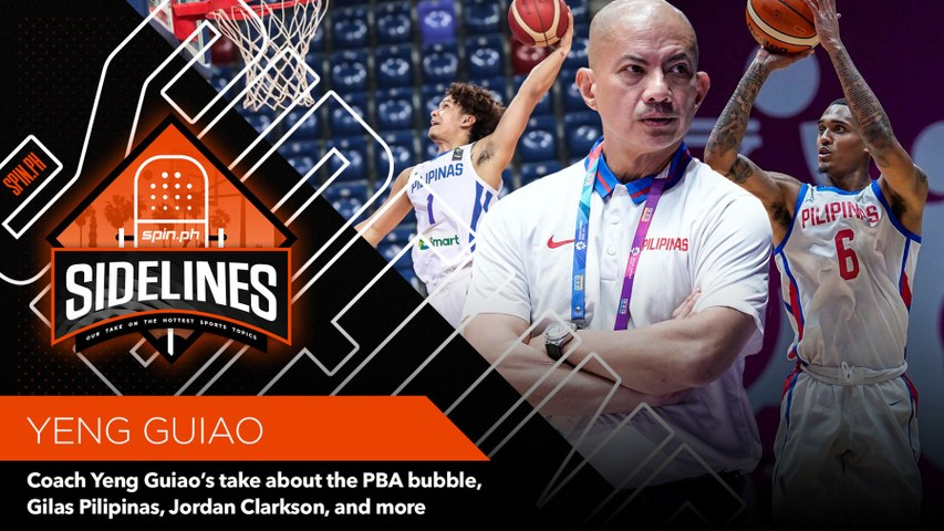 SPIN Sidelines with NLEX coach Yeng Guiao - Part 2