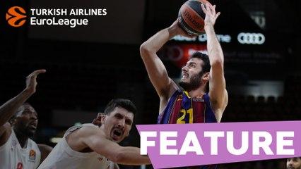 Alex Abrines, Barcelona: 'That was a rough three months'