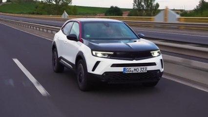 Neuer Opel Mokka - Erstklassige Aerodynamik für mehr Effizienz und weniger Emissionen