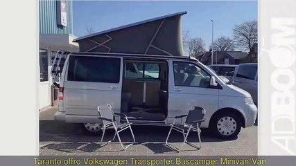 VOLKSWAGEN Transporter Buscamper