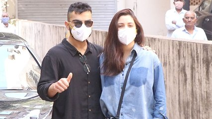 Anushka Sharma Virat Kohli FIRST VIDEO OUT after Baby Girl Anvi; VIRAL | Boldsky