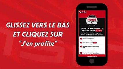 Betclic - ROUGE Mémoire